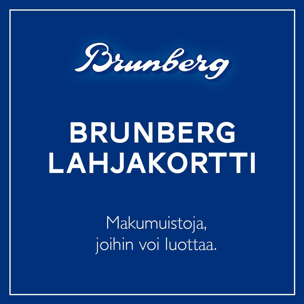 Brunberg lahjakortti